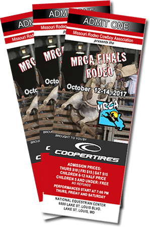 MRCA Finals Tickets
